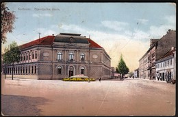 Croatia Karlovac 1913 / Djevojacka Skola - Croatie