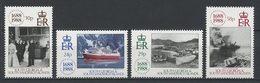 GEORGIE 1988  N° 188/191 ** Neufs MNH Superbes C 6,50 € Bateaux Lindblad Explorer Lloyd Navire L' Horation  Ships - South Georgia