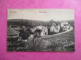 CPA 57 SAINT AVOLD NIEDECKSTRASSE - Saint-Avold