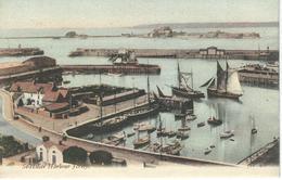 JERSEY : St-Helier Harbour - Jersey