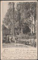 Le Bief, Morges, Vaud, 1910 - E Staub CPA - VD Vaud