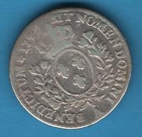 """FRANCE Louis XV Dixième D'écu Dit """"au Bandeau"""" 1749?  Argent 917‰ - 987-1789 Könige"""