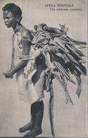 Africa Orintale Italiana - Una Schiavetta Portatrice - HP1436 - Eritrea