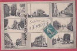 80 - OISEMONT---Souvenir De ...multivues - France