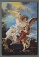 ES5226 ANGELO CUSTODE PREGHIERA Santino - Religione & Esoterismo