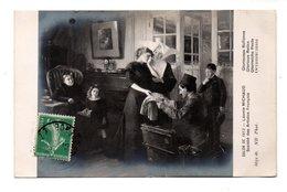 """ART . TABLEAU . LÉONIE MICHAUD . """" GLORIEUSES RELIQUES """" . SALON DE 1913 - Réf. N°18990 - - Pittura & Quadri"""