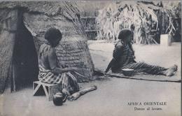 Africa Orintale Italiana - Donne Al Lavoro - HP1440 - Eritrea