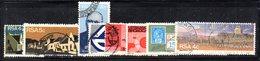 T2062 - SUD AFRICA SOUTH 1974, Annata Dei Soli Commemorativi (manca Solo Iln. 353)  Usati - South Africa (1961-...)