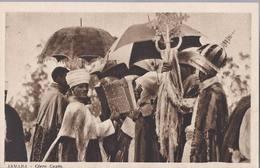 Asmara - Clero Copto - HP1444 - Eritrea
