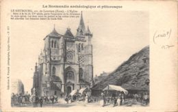 27-LE NEUBOURG-N°501-A/0165 - Le Neubourg