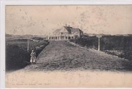 Coq Sur Mer, Royal Golf Club,  2 Scans - De Haan