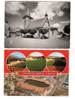 LOT  DE 44 CARTES  POSTALES  SEMI-MODERNE  DIVERS  FRANCE  N96 - Postcards