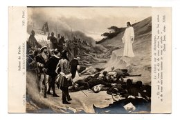 """ART . TABLEAU . E. DEBAT-PONSAN . """" LE CHRIST SUR LA MONTAGNE """" . SALON DE PARIS - Réf. N°18993 - - Pittura & Quadri"""