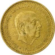 Monnaie, Espagne, Francisco Franco, Caudillo, Peseta, 1974, TB+ - [ 5] 1949-… : Royaume