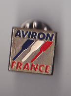 PIN'S THEME   AVIRON  CLUB  FRANCE - Roeisport