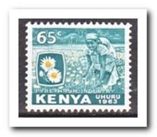 Kenia 1963, Postfris MNH, Flowers - Kenia (1963-...)
