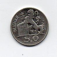 Belgio - 1948 - 50 Franchi - Argento - (MW1606) - 1945-1951: Régence