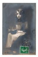"ART . TABLEAU . GABRIEL DE COOL . "" TROP CHAUDE "" - Réf. N°18995 - - Pittura & Quadri"