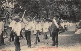 CPA - Tahiti - Océanie Française - Otêa, Danse Tahitienne (14 Juillet) - Tahiti