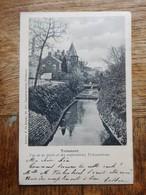 Tirlemont 1901 Vue De La Ghète Et Des Raffineries Tirlemontoises - Tienen