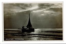 CPA - Carte Postale-Hollande Scheveningen - Avondstemming -1938- S2861 - Scheveningen