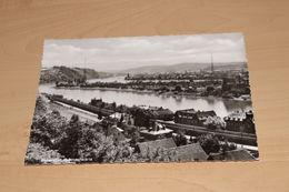 Ansichtskarte--25866-388-Vallendar,Rheinaufwährts--gelaufen - Deutschland