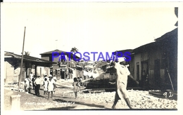 101836 COLOMBIA BUENAVENTURA COSTUMES PEOPLE AND STREET POSTAL POSTCARD - Colombia