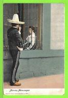 MEXICO / NOVIOS MEXICANOS/ Tarjeta Virgen - México