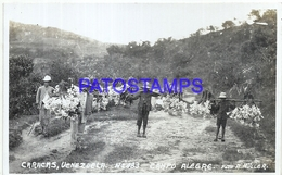101841 VENEZUELA CARACAS CAMPO ALEGRE COSTUMES POSTAL POSTCARD - Venezuela