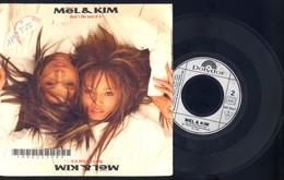 "MEL E KIM -THAT'S THE WAY IT IS -DISCO VINILE 45 GIRI ""7 Anno 1988 - Dischi In Vinile"