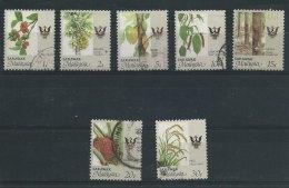 SARAWAK - N° 251 à 257 -  Fruits - O - Malaysia (1964-...)