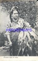 101847 GUATEMALA COSTUMES LLEVANDO HOJAS DE MILPA POSTAL POSTCARD - Guatemala