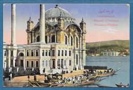 CONSTANTINOPLE MOSQUEE D'ORTAKENY ISTANBUL UNUSED - Turchia