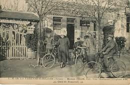 La Varenne Saint Hilaire Café Felix - Otros Municipios