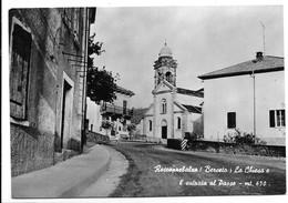 Roccaprebalza Di Berceto (Parma). La Chiesa E L'entrata In Paese. - Parma