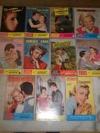 Lot De 11 Livres Romans Collection Delphine La Vie En Fleur (numéros 55 56 57 64 65 67 70 72 73 80 81) - Books, Magazines, Comics