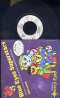STARRY EYES -BLUE EYES SUPERSTARS -UNIVERSUM - DISCO VINILE 45 GIRI ANNO 1984 - Bambini