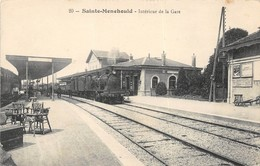 30CP(SNCF LeVésinet+Vire+Ste Menehould+Poissy+Loco)+Usines+Inondat+Folkl+Alambic+Aviat+Milit+Attelage Boeufs+Pub...N°43 - Postcards