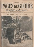 Rare Revue Pages De Gloire Du 10 Septembre 1916 - 1914-18