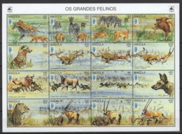 Angola. Y&T 2005: 1031/46. **, MNH, Neuf(s). Cote 2014: 9 € (1£ = 1€) - Angola