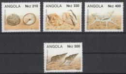 Angola. Y&T 2005:  884/87. **, MNH, Neuf(s). Cote 2014: 5,25 € (1£ = 1€) - Angola