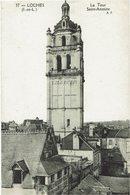 CPA - France - (37) Indre Et Loire - Loches - La Tour Saint-Antoine - Loches