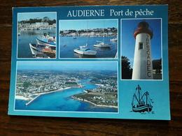 L10/324 Audierne. Port De Pêche. - Audierne