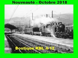 AL 531 - Train MV, Loco 141 TB 683 En Gare  - FOIX - SNCF - Foix