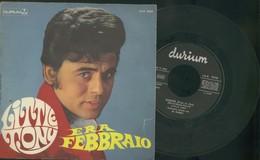 LITTLE TONY -BADA BAMBINA -ERA FEBBRAIO -SANREMO 1969 DISCO VINILE 45 GIRI - Dischi In Vinile