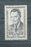 FRANCE   Yvert  N° 1248 **  EDMOND DEBEAUMARCHE - France