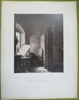 Reproduction De Tableaux - GEROME - Rembrandt Dans Son Atelier - Galerie Contemporaine -  XIXème - 21,2 Cm * 17,7 Cm - Photos