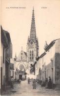 33 - GIRONDE / Podensac - 332464 - L'église - Francia
