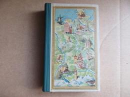 Das Deutsche Reisebuch (Theodor Müller Alfeld) éditions De 1963 - Livres, BD, Revues