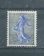 FRANCE   Yvert  N° 1234 A **  SEMEUSE FOND LIGNE - France